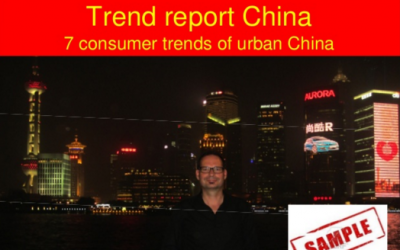 Trend report – China 2011