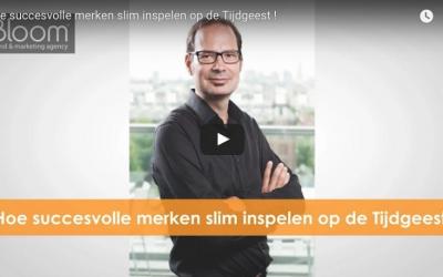 Video: Hoe succesvolle merken slim inspelen op de Tijdgeest