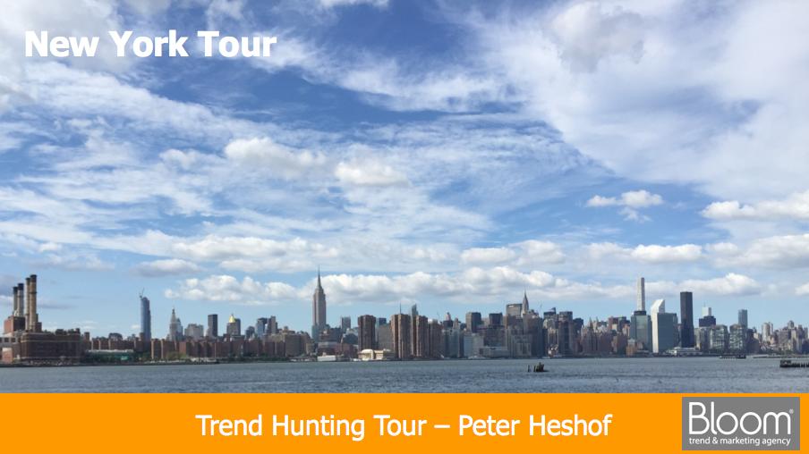 Video: Trend Tour New York